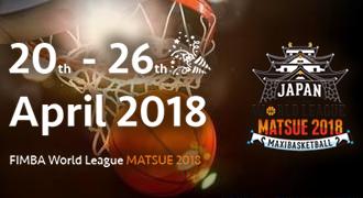 FIMBA ワールドリーグ松江2018